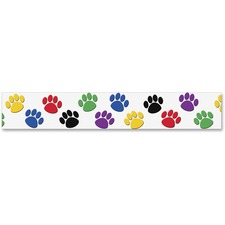 Pawprint Colorful B