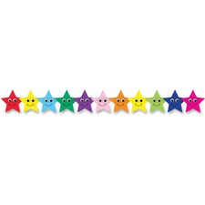 Colorful Happy Star